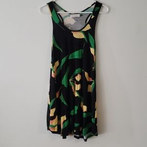 Figthing Eel Lily Tank Dress